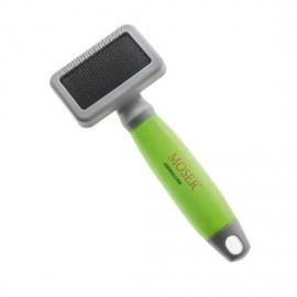 MOSER Slicker Brush / Zupfbürste - Größenauswahl