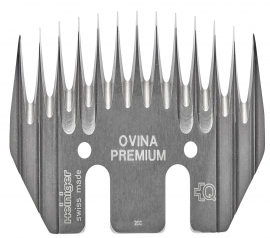 HEINIGER Ovina Premium mit LG2 Unterkamm Schermesser / Schafschermesser - Standard Kammplatte SCHAFE