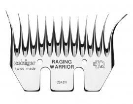 HEINIGER Warrior Raging Run-In Unterkamm Schermesser / Schafschermesser - Standard Kammplatte SCHAFE