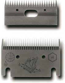 LI 122 LISTER / LISCOP Schermesser (bestehend aus LI 122 + LI 100)