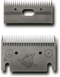LI 102 LISTER / LISCOP Schermesser (bestehend aus LI 102 + LI 100)