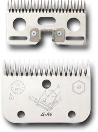 LI A 6 LISTER / LISCOP Schermesser