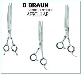 Aesculap Scheren - Set VH015C mit 3 Scheren