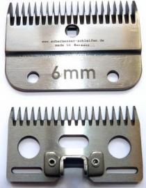Schermesser L6 ähnlich LISTER / LISCOP Schermesser LI A 707, Schnitthöhe ca. 6 mm - Gattinger Hausmarke