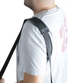 Scherertasche / Schermaschinen-Transporttasche Clipper Bag für Schermaschine, Schermesser, Öl ...