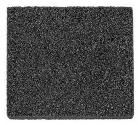 MADAN Trimmstein aus Vulkan-Stein zum Trimmen von eher gröberem Fell