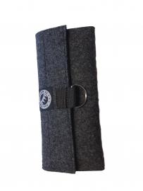 Hochwertige Filz-Kammtasche (Comb Pouch) / Unterkammtasche zur Aufbewahrung von 6-12 Schafscherkämmen