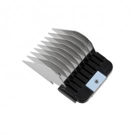 WAHL Aufschiebekämme - Aufsteckkämme, Steel Comb 25 mm - SIZE E, aus rostfreiem Stahl