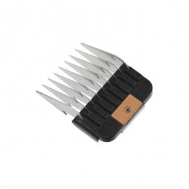 WAHL Aufschiebekämme - Aufsteckkämme, Steel Comb 13 mm - SIZE 1, aus rostfreiem Stahl