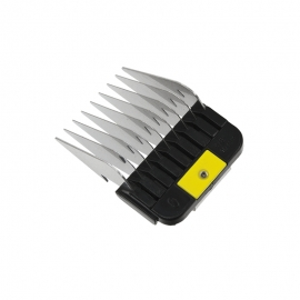 WAHL Aufschiebekämme - Aufsteckkämme, Steel Comb 16 mm - SIZE 0, aus rostfreiem Stahl