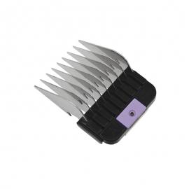 WAHL Aufschiebekämme - Aufsteckkämme, Steel Comb 19 mm - SIZE A, aus rostfreiem Stahl