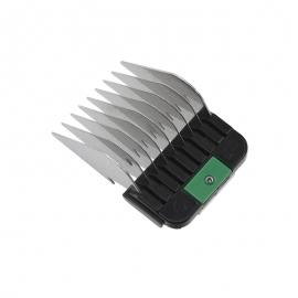 WAHL Aufschiebekämme - Aufsteckkämme, Steel Comb 22 mm - SIZE C, aus rostfreiem Stahl