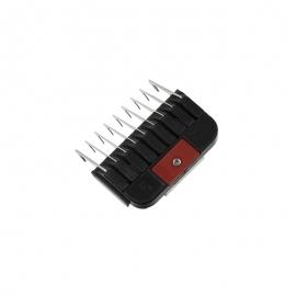 WAHL Aufschiebekämme - Aufsteckkämme, Steel Comb 3 mm - SIZE 5, aus rostfreiem Stahl