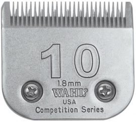 Wahl # 10, 1,8 mm 02358-116 Competition Series Scherkopf