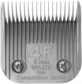 Wahl # 4F, 8 mm 02375-116 Competition Series Scherkopf