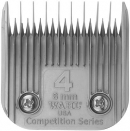 Wahl # 4, 8 mm 02374-116 Competition Series Scherkopf