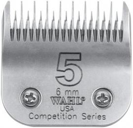 Wahl # 5, 6 mm 02371-116 Competition Series Scherkopf