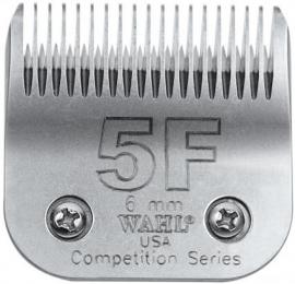Wahl # 5F, 6 mm 02372-116 Competition Series Scherkopf