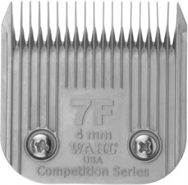 Wahl # 7F, 4 mm 02368-116 Competition Series Scherkopf