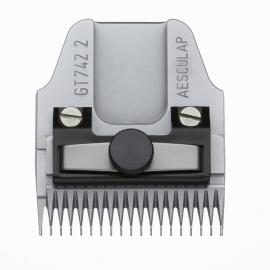 GT 742 AESCULAP Scherkopf - 2 mm Schnitthöhe lange Zähne