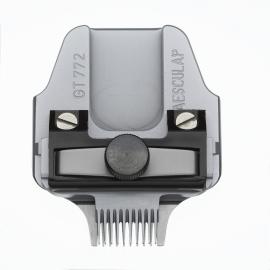 GT 772 AESCULAP Pfotenscherkopf Kopfscherkopf 0,7 mm Schnitthöhe - Scherkopf für Kopf &  Pfoten