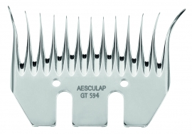 GT 594 AESCULAP Schermesser / Schafschermesser - Untermesser