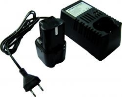 LISTER / LISCOP Ersatz Ladegerät für Schermaschinenakkus auch für Heiniger Cordless Battery Clipper