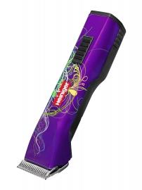 HEINIGER Saphir Style Akku-Schermaschine Hundeschermaschine 7.4V incl. 1 Heiniger Scherkopf - Size 10 und 2 Akkus