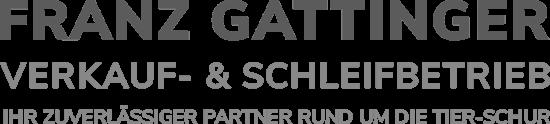Tier - Schermaschinen von Franz Gattinger KG